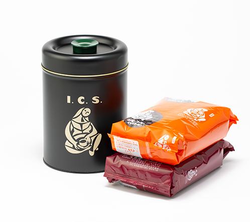 イトウコーヒーオリジナルの保存缶
