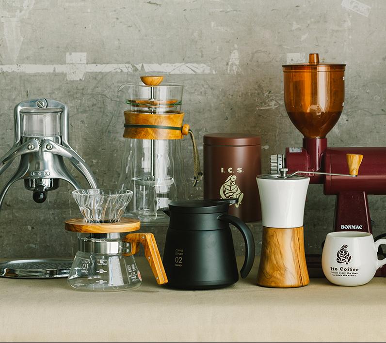 イトウコーヒーオンラインショップイメージ