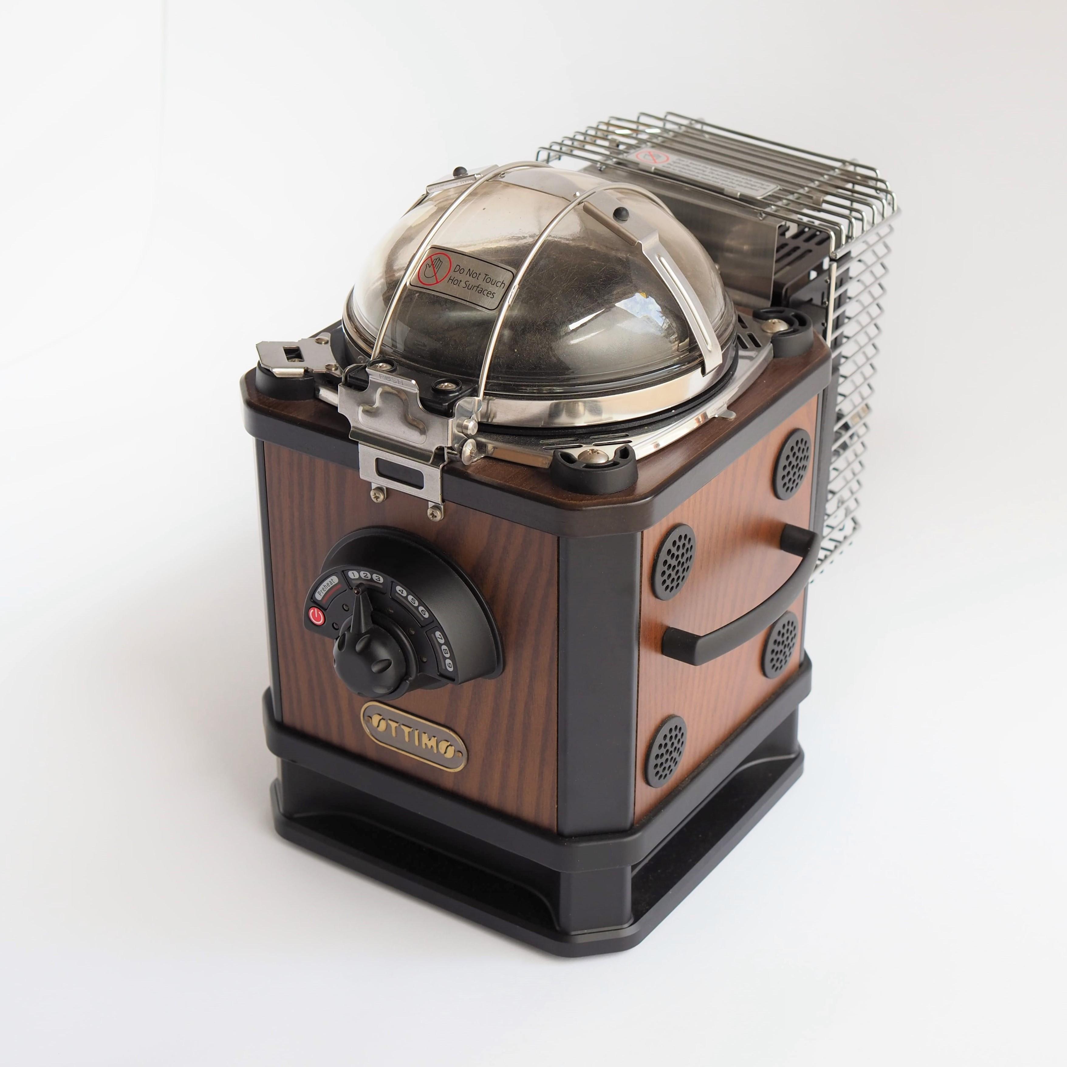 OTTIMO コーヒービーンロースター J-150CR BR