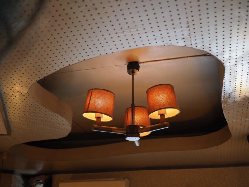 珍しい天井の形