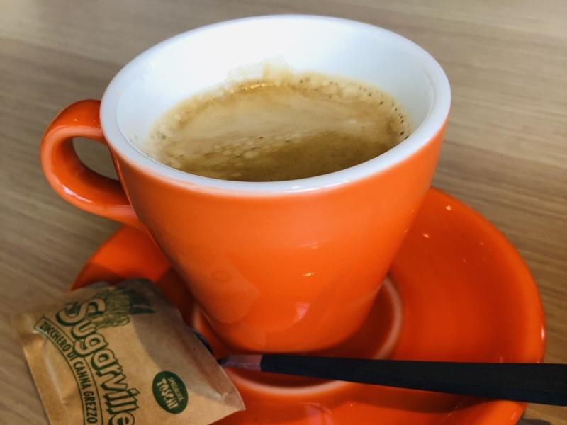 サンテのコーヒー